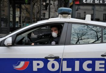 Baptiste B., policier