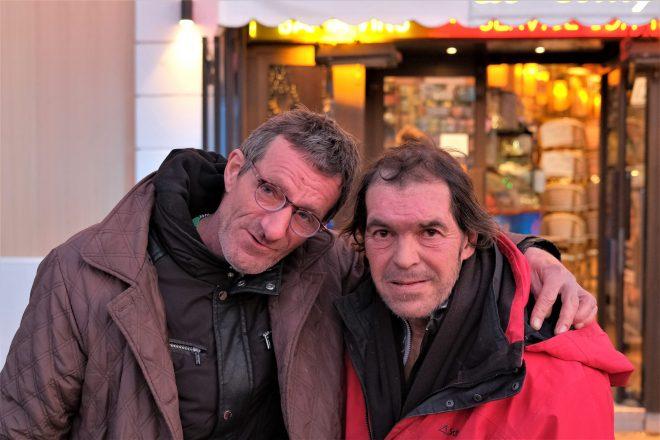 Christian & Gilles