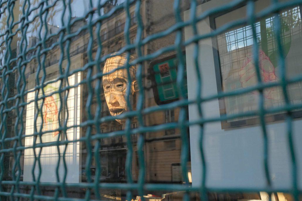 confinement / lockdown #1