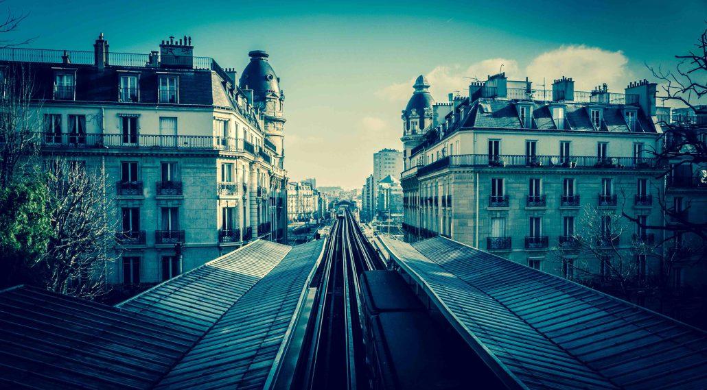 Skyline parisienne