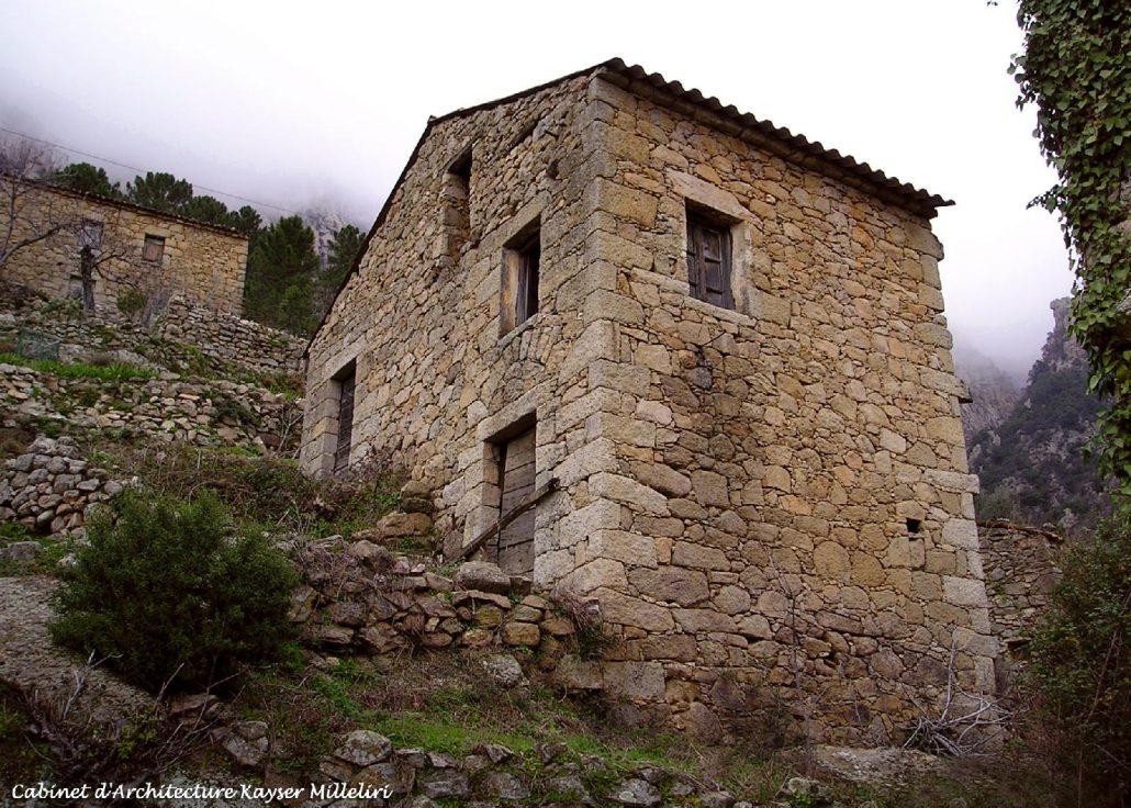 Muna en Corse