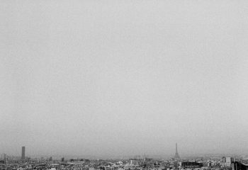 Paris from the ground
