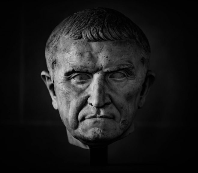 Portrait du Général Crassus (115-53 Av JC)