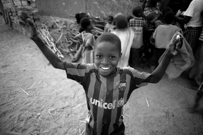 Enfants de Pama, Burkina Faso