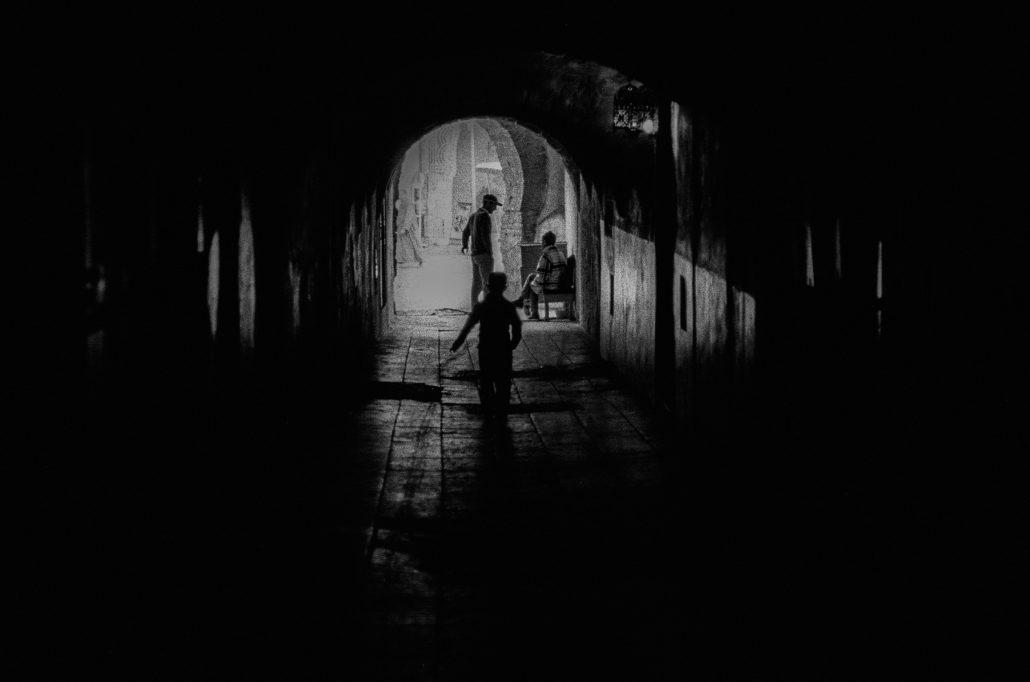 Au bout du tunnel !
