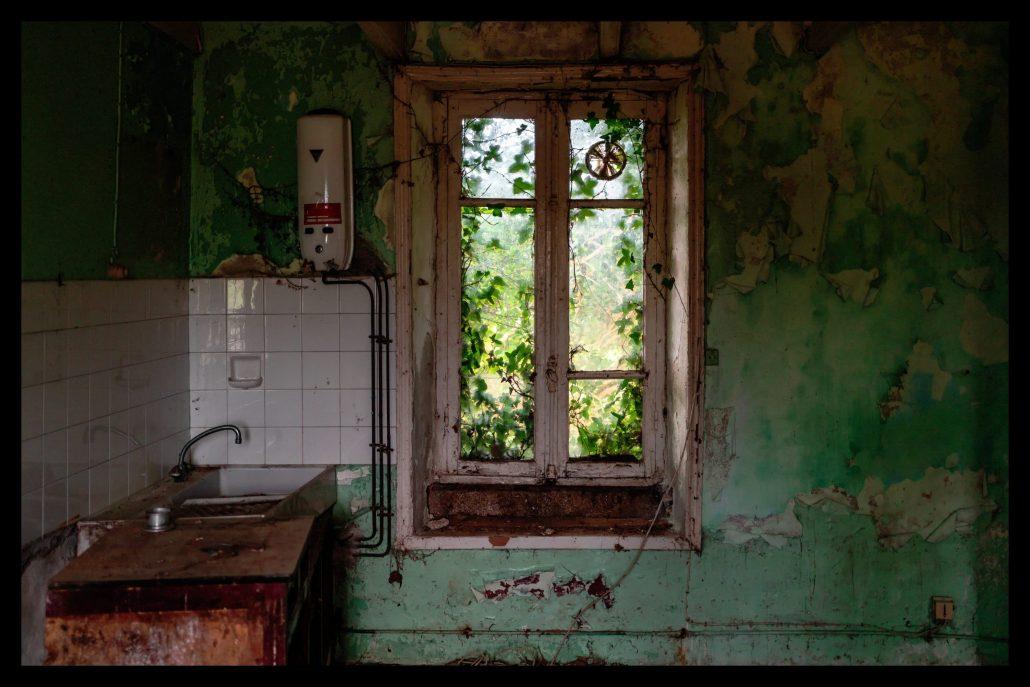 Maison abandonnée (#2)