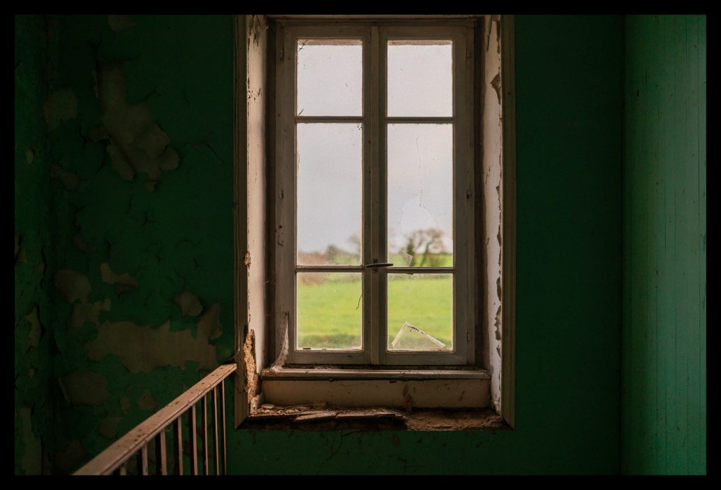 Maison abandonnée (#1)