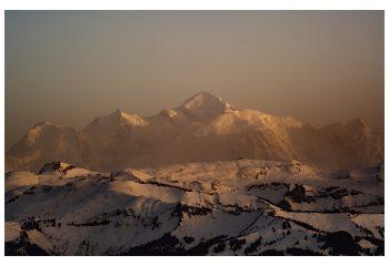 Majestueux Mont Blanc
