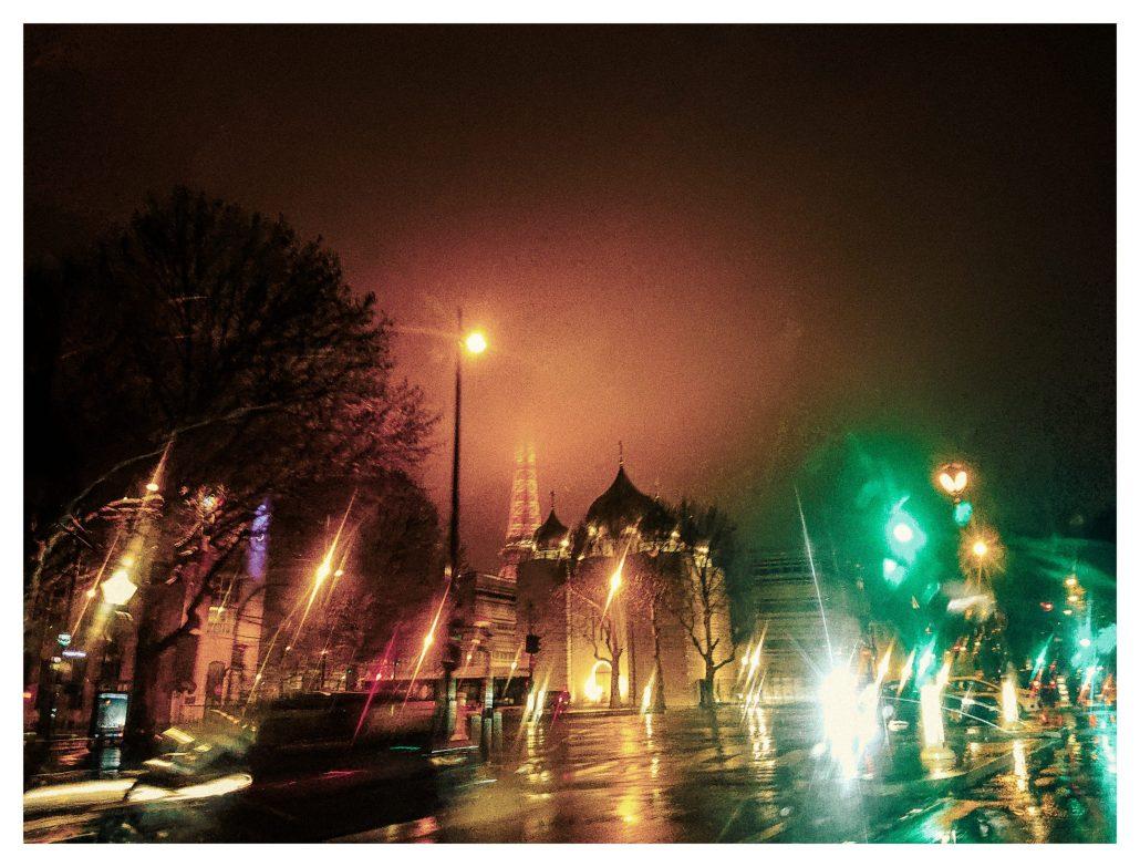 Paris sous la pluie pluie pluie…