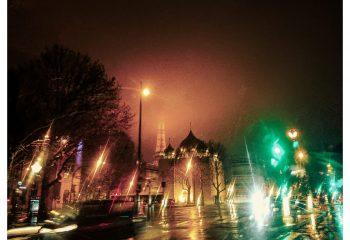Paris sous la pluie pluie pluie...