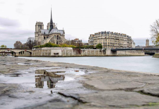 Le Paris d'avant notre dame