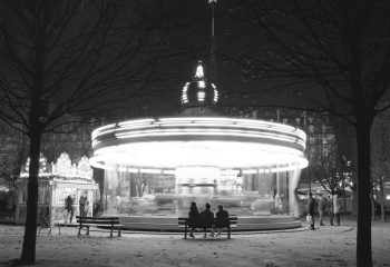 Nuit à Paris