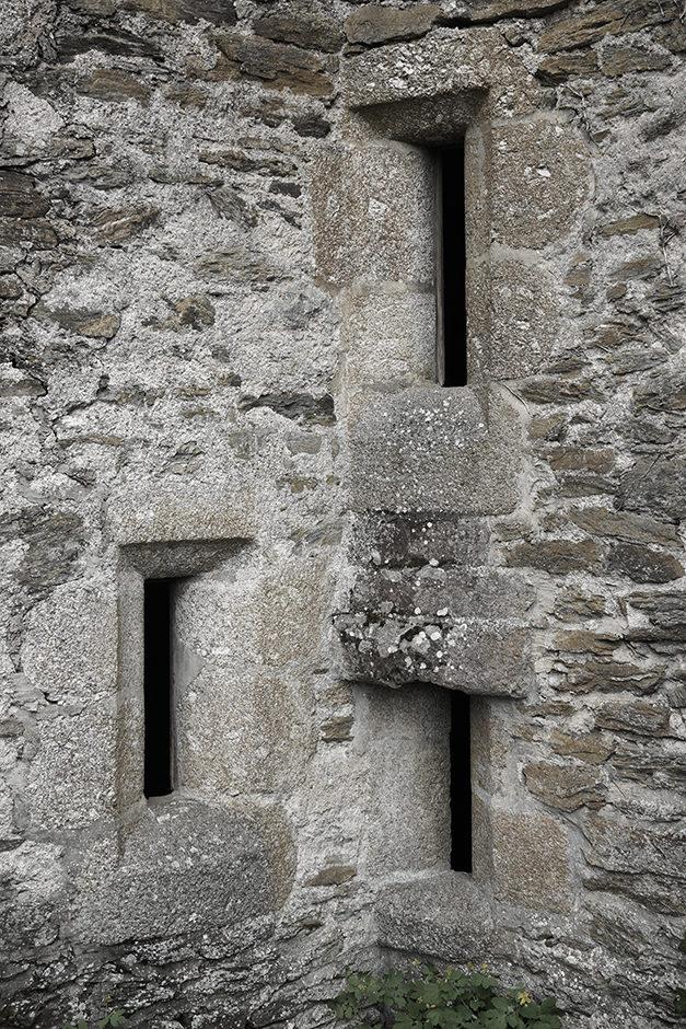 Chateau de Vieillevie (15), détail