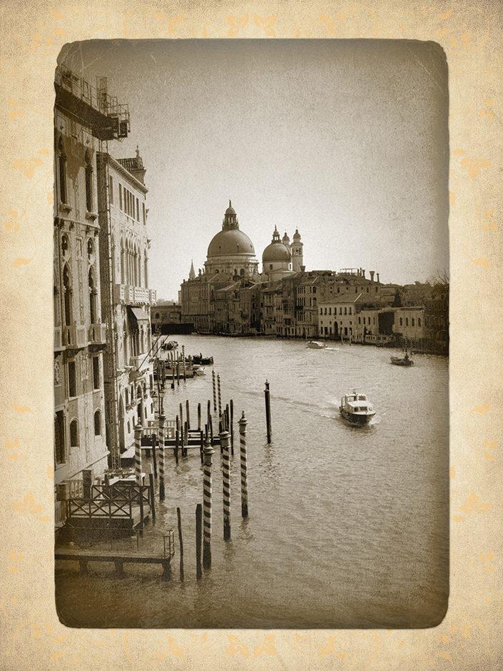 Venise début de siècle