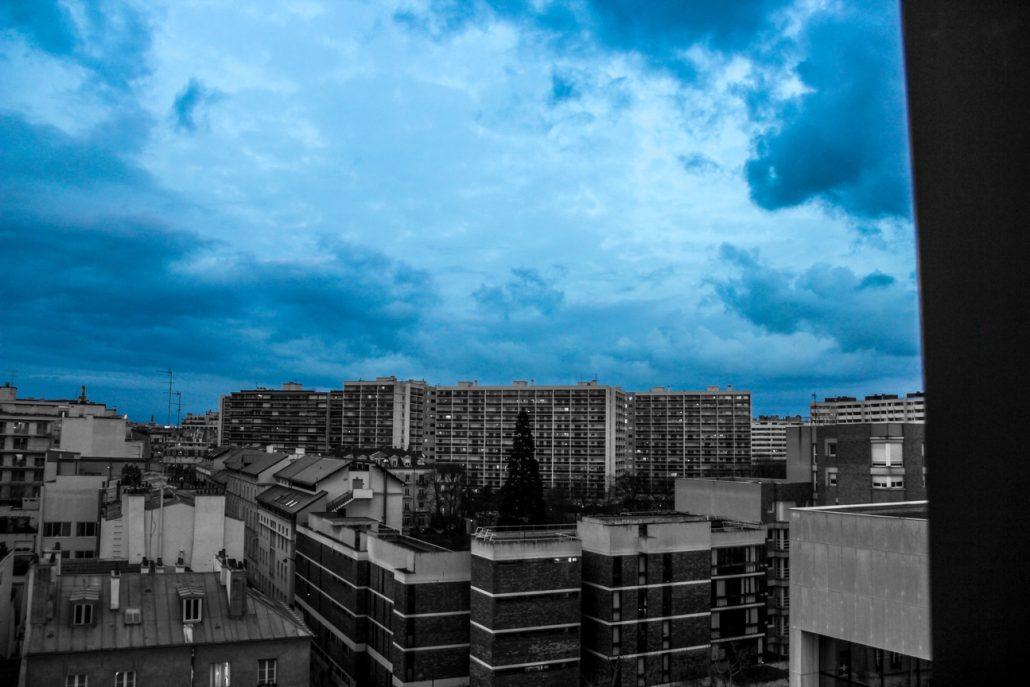 Urbain Bleu