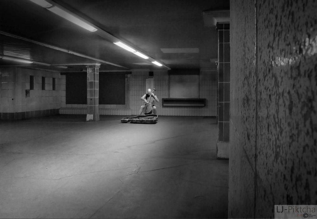BERLIN – métro – Juin 2015