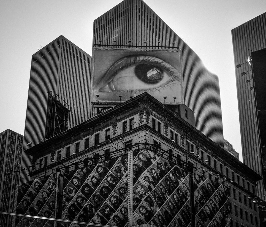 NEW YORK – EYE-HIGH – TIME SQUARE