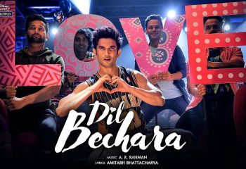 WEB-DLRip Download Dil Bechara (2020) Movie
