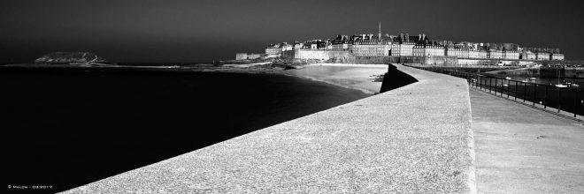 Môle des Noires et Saint-Malo - Bretagne