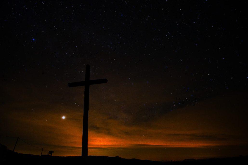 La nuit en montagne..
