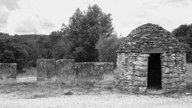 Cabane en pierres sèches
