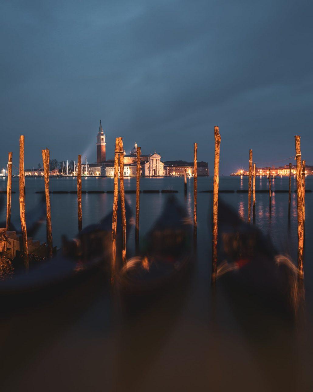 Midnight in Venice