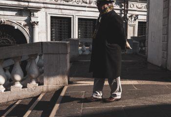 l'homme au chapeau