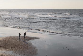 Perdu sur la plage