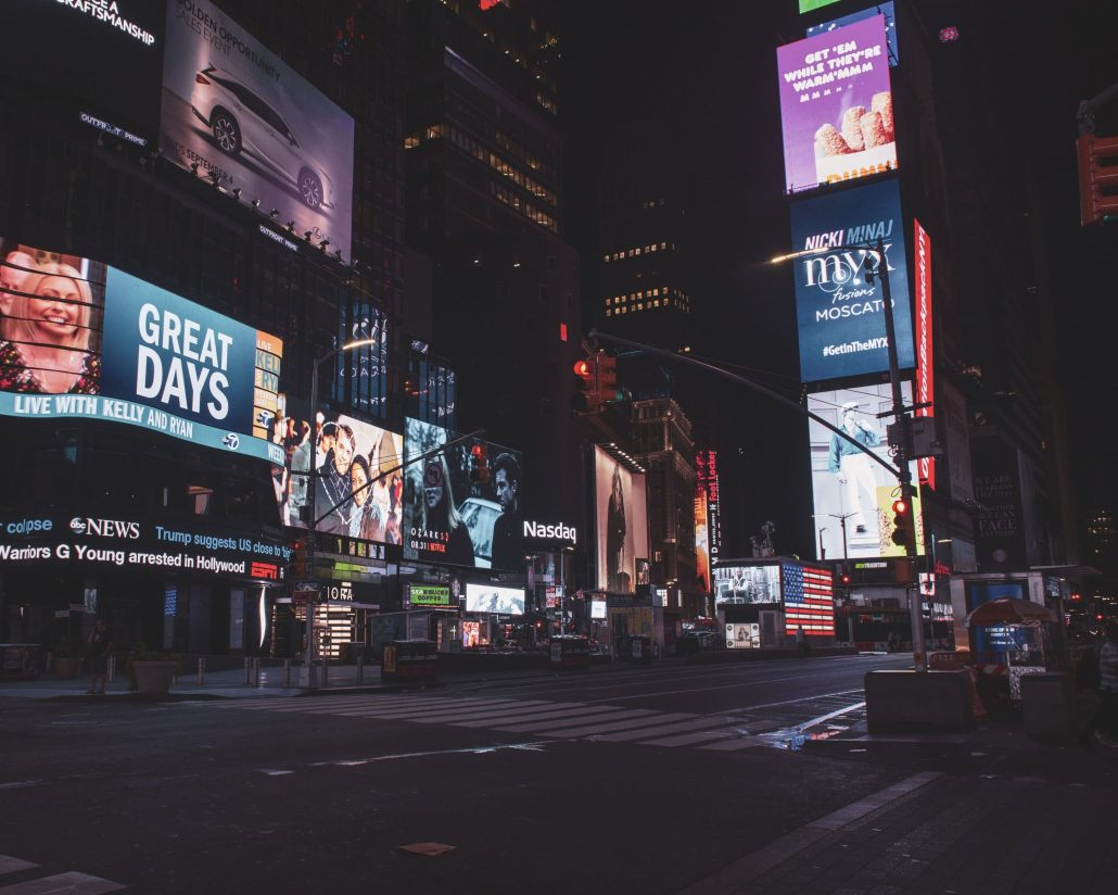Midnight in NYC