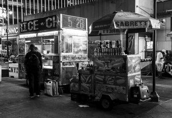 Un soir à NYC