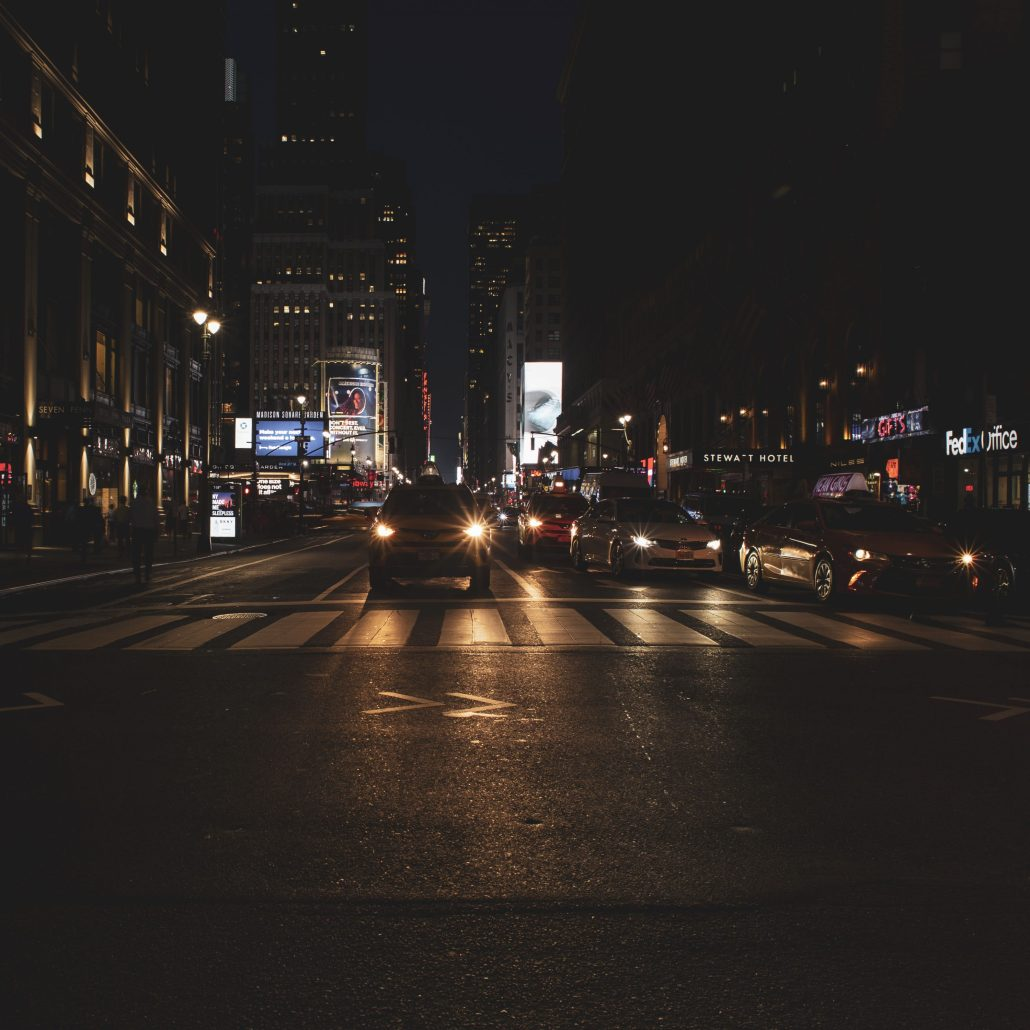 Somewhere in NYC