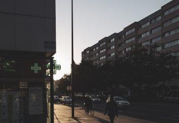 Le coin de rue