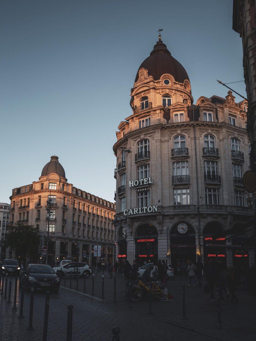 Un soir à Lille