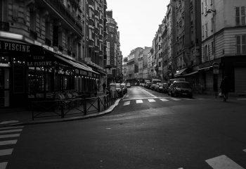 Un matin à Paris