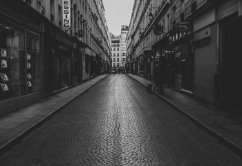 Street of Paris