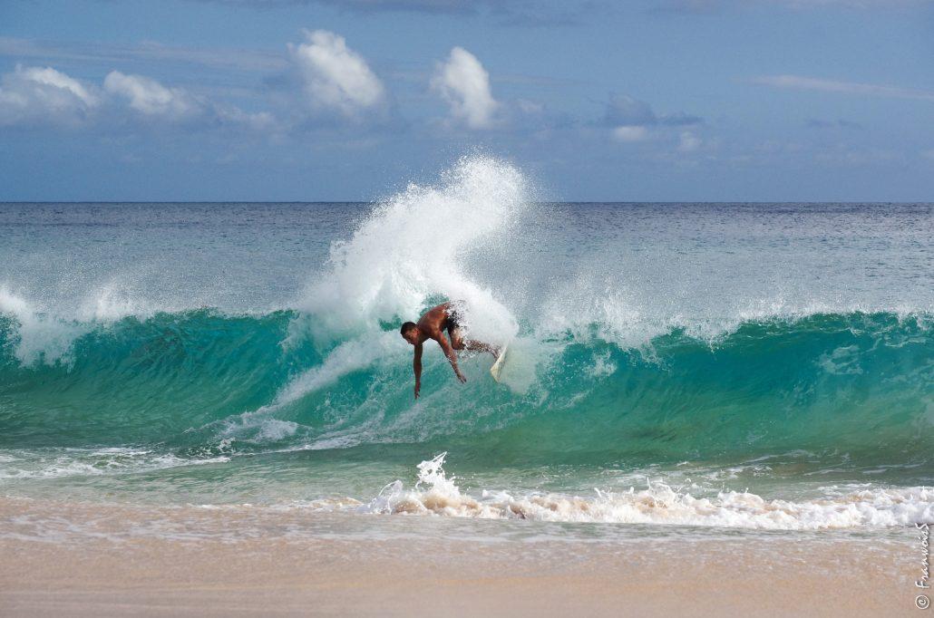 Surfer, Maui