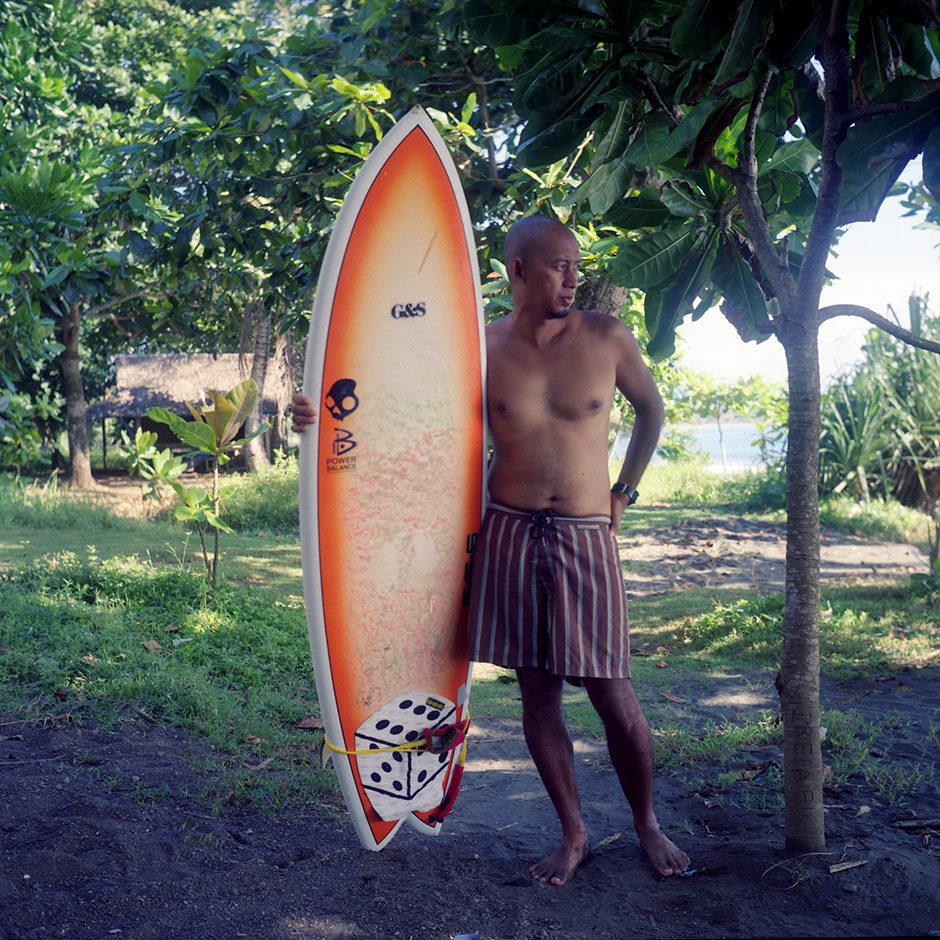 Surfer Javanais #6/6 : Andres