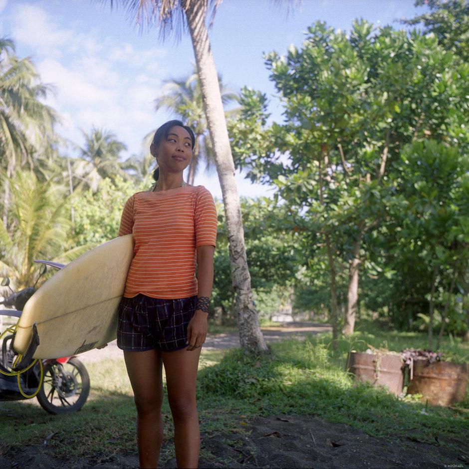 Surfer Javanais #5/6 : Unik
