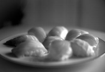 Sushi party. Miam!