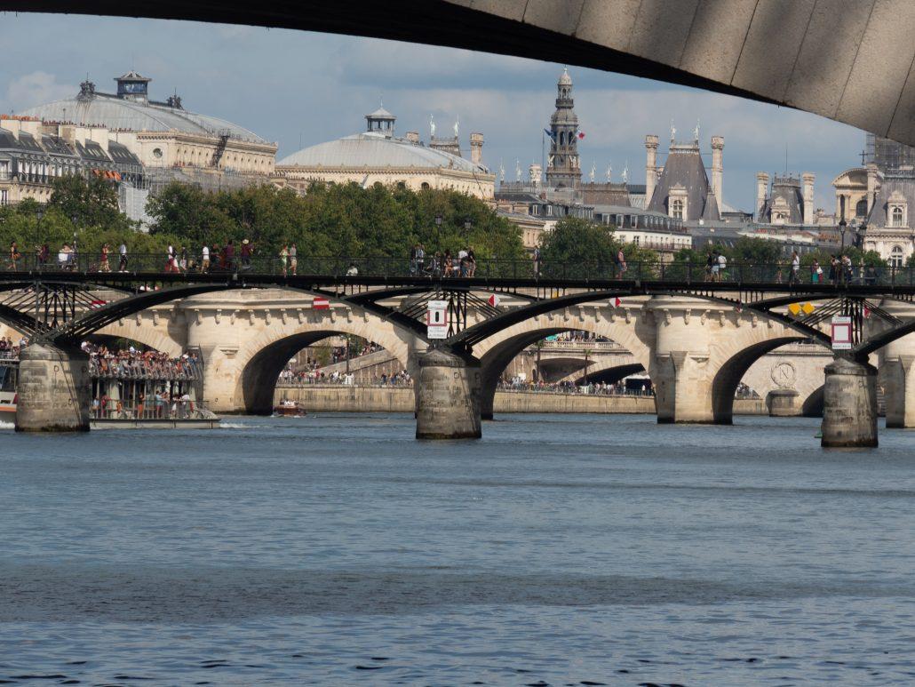 Des ponts, plein de ponts…