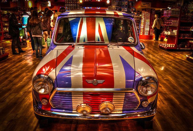 The English Car