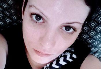Selfie Touche de Mascara