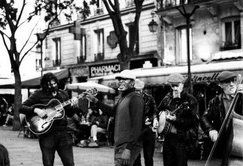 jazz dans le ravin du dédale parisien
