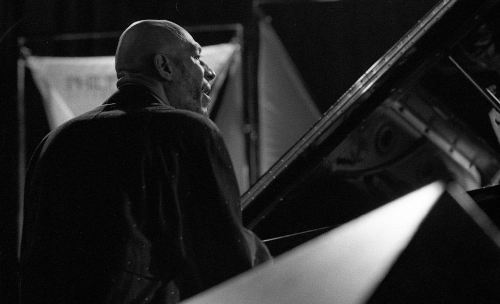 Jazz-concert Kirk Lighsey piano 1987