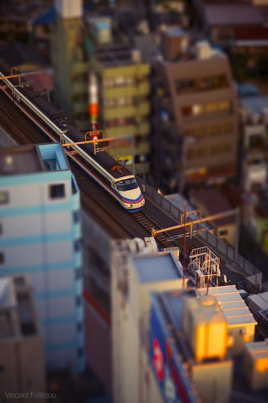 Funabashi Train