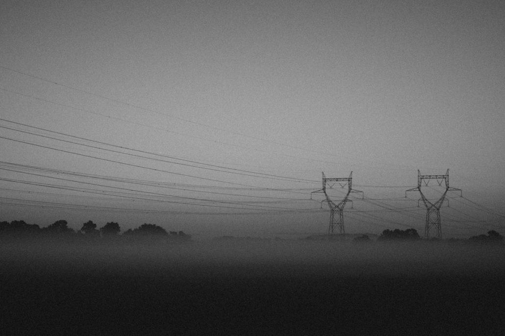 Brume urbaine