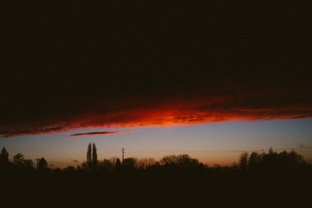 Burnin'Sky