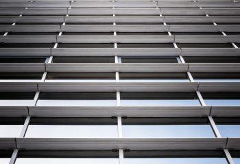 Facade immeuble de bureau