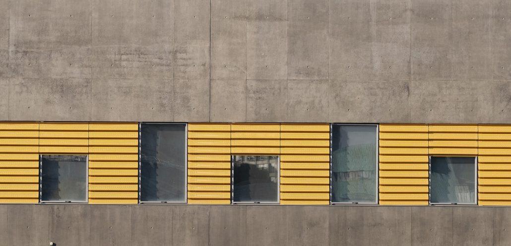Facade campus Beaulieu
