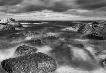 Ocean et rochers